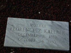 Florence Z. Kaelber
