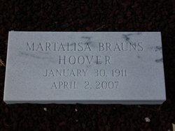 Martalisa Brauns Hoover