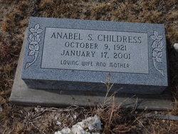 Anabel S. Childress