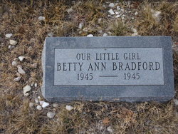 Betty Ann Bradford