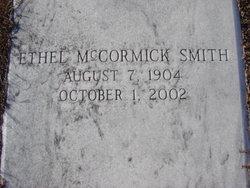 Ethel <I>McCormick</I> Smith