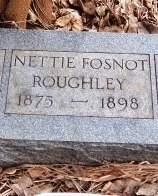 Nettie <I>Fosnot</I> Roughley
