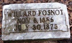 Willard Fosnot
