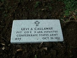 Levi A Callaway