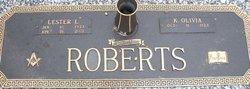 Lester Lee Roberts