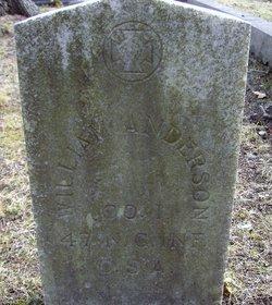 PVT William Anderson