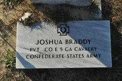 Pvt Joshua Braddy