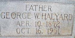 George W. Halyard