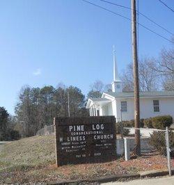 Pine Log Congregational Holiness Church Cemetery