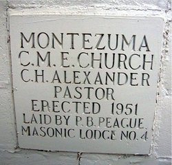 New Montezuma Cemetery