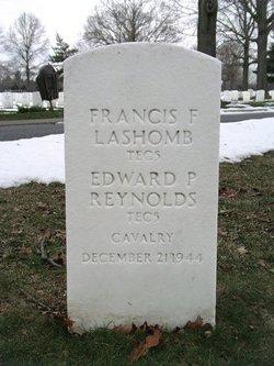 Sgt Edward P Reynolds