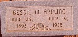 Bessie Mae <I>Brown</I> Appling