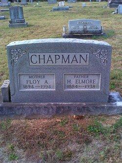 Floy Alice <I>Williams</I> Chapman