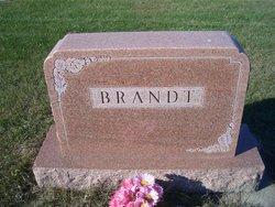 Carrie Marie <I>Petersen</I> Brandt