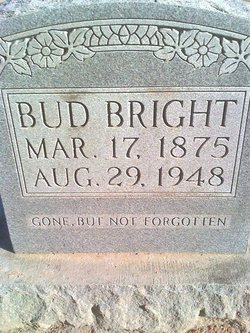 "James Patrick ""Bud"" Bright"