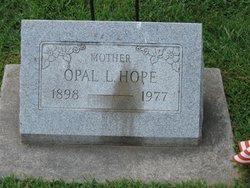 Opal L. Hope
