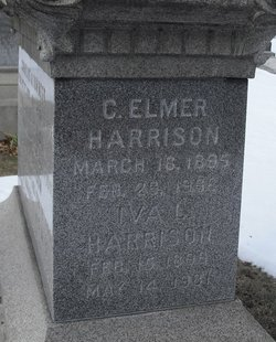 Iva <I>Langley</I> Harrison
