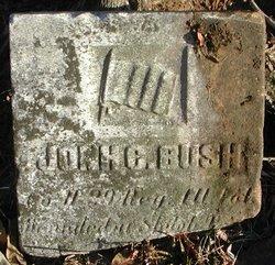 John C Bush