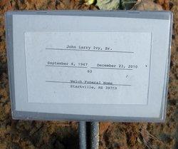 John Larry Ivy Sr.