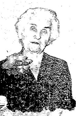 Alice Charlotte <I>Crowther</I> Taylor