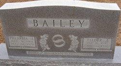 Felder Jefferson Bailey, Sr