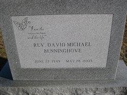 Rev David Michael Benninghove