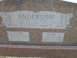 Mearl D. Anderson