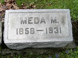 "Mary Almeda ""Meda"" <I>Cone</I> Andrews"