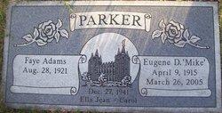 """Eugene D """"Mike"""" Parker"""