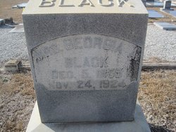 Georgia Ann <I>Webb</I> Black