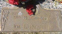 Ida Lawanda <I>Richens</I> Baese Paquette