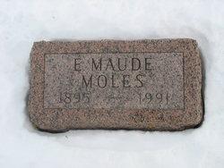 Elizabeth Maude Moles