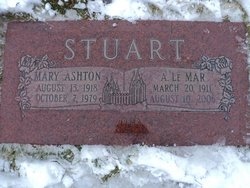 Mary Ashton Stuart
