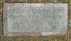 Mary Polly <I>Walling</I> Pennington