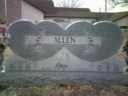 Claybearne Leslie Allen