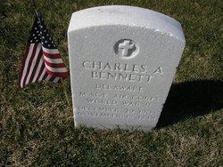 MSGT Charles Alvin Bennett