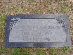 Melvin Talton Bosarge, Sr