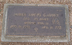 James Rufus Causey