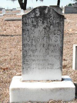 "Benjamin G. ""Ben"" Gaskins"
