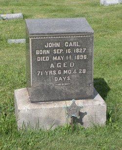 Pvt John Carl