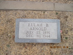 Eulah B Arnold