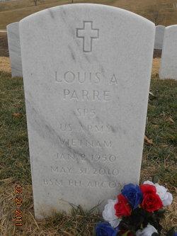 """Louis Andrew """"Louie"""" Parre"""