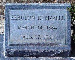 Zebulon Deloach Bizzell
