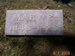 Mary Catherine <I>Newman</I> Creighton