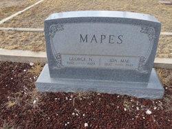 George N Mapes