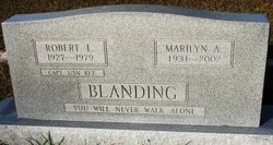 Marilyn A Blanding