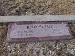 Belva <I>Frazer</I> Knowlton