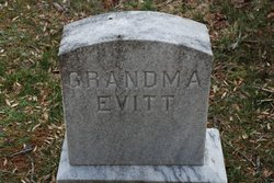 Emiline <I>Andrews</I> Evitt