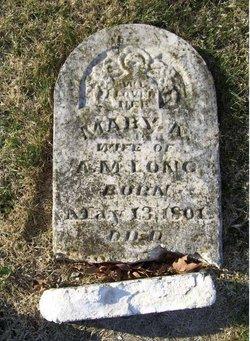 Mary Ann <I>Montgomery</I> Long