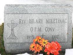 Rev Hilary Miketinac